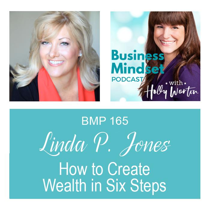 bmp165-linda-p-jones-how-to-create-wealth-in-six-steps